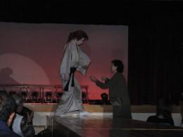 舞踊ショー(太陽の里)